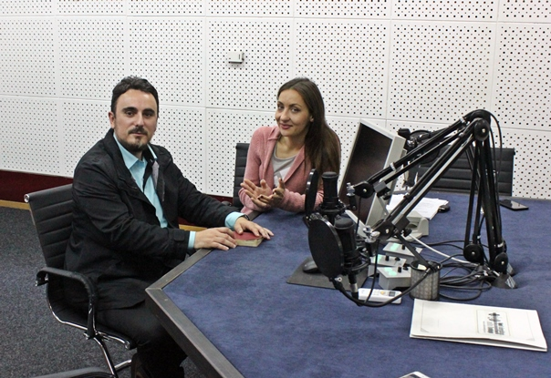 У СРЕТАЊЕ ПРАЗНИКУ са вјероучитељем Срђаном Милошевићем (АУДИО)