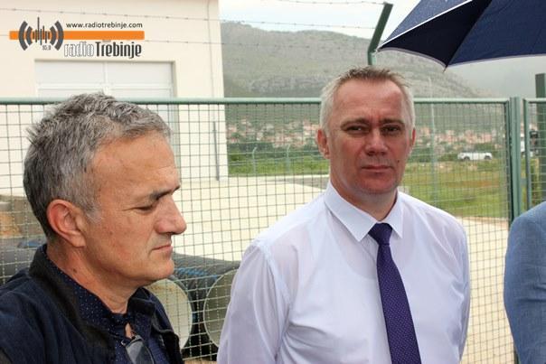 Пашалић:  Обезбијеђено шест милиона марака за пројекат наводњавања
