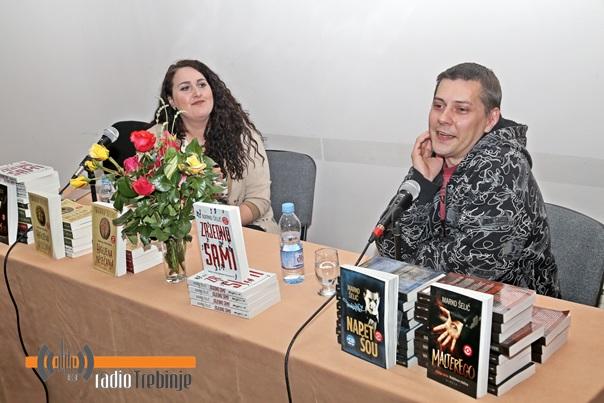 Књижевно вече Марка Шелића Марчела у Народној библиотеци