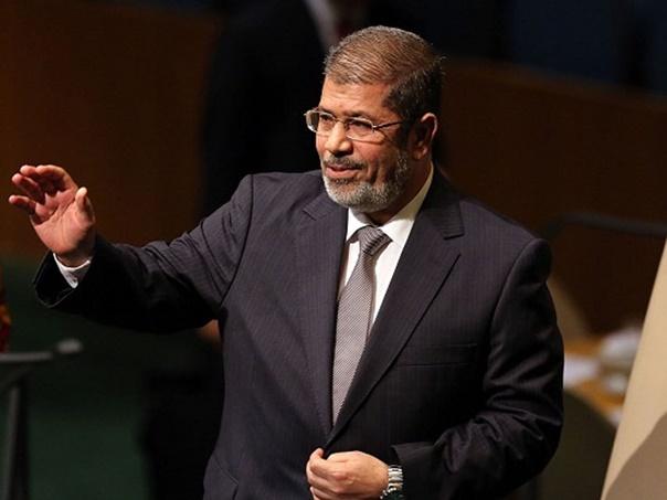 Сахрањен Мохамед Морси