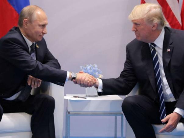 Трамп о Путину: Он је сјајна особа