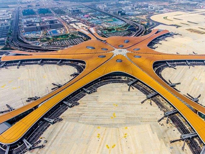 У Пекингу изграђен највећи аеродром на свијету