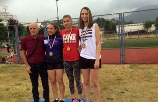 """Шест медаља за атлетичаре """"Леотара"""""""