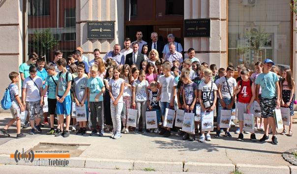 Дјеца са Косова и Метохије одушевљена боравком у Требињу