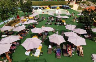 GRAD SUNCA otvorio kapije kupačima (FOTO)