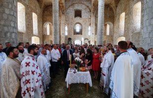 Саборни храм у Мостару прославио крсну славу - Свете Тројице