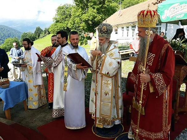 Vladika Joanikije: Predloženi zakon - udar na pravoslavlje