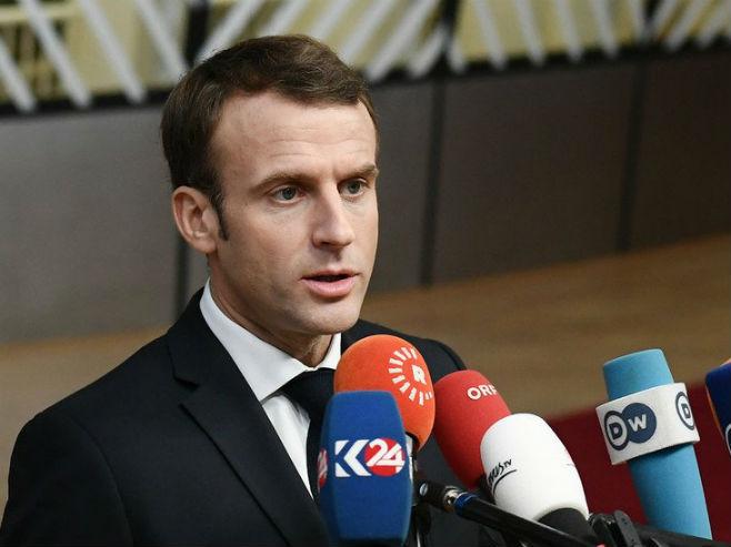 """Srbija nabavlja francuske rakete """"mistral"""", Makron donosi vojne sporazume"""