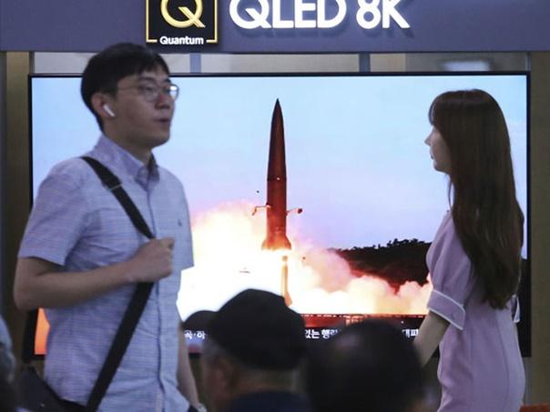 С. Кореја испалила ракету; САД: Обавијештени смо, пратимо