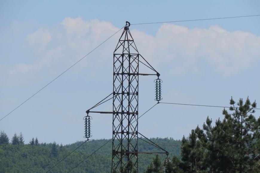 Нови далековод Невесиње - Гацко 10. јула биће пуштен у пробни рад