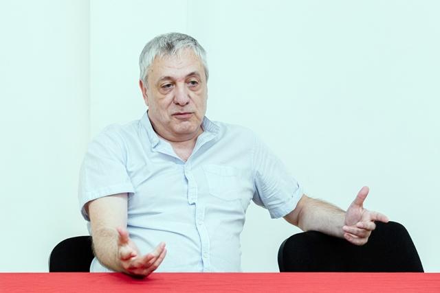 ЕГОН САВИН, водитељ мастер класа режије: РАЗГОВОРИ УМЈЕСТО РАДИОНИЦЕ