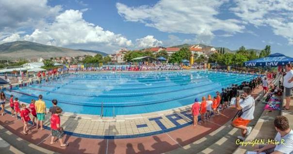 Пливачи из шест држава на меморијалу