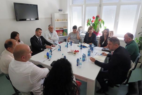 Помоћ Владе у рјешавању проблема у здравственим установама у Херцеговини