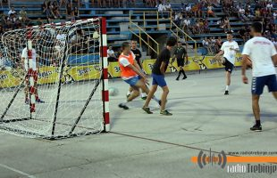Требињска Олимпијада: Побједа Горице, Тина – Хрупјела неријешено