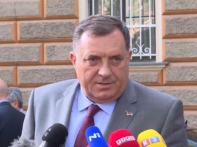 Додик: Мјесец дана за Савјет министара или дубока криза
