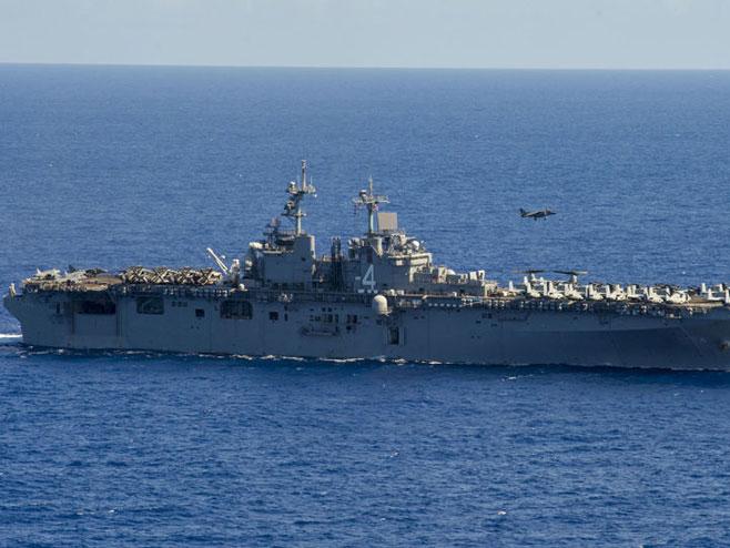 Кина не дозвољава америчким бродовима да дођу у Хонгконг