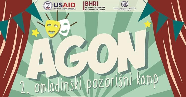 "Почиње други омладински позоришни камп и фестивал ""Агон"