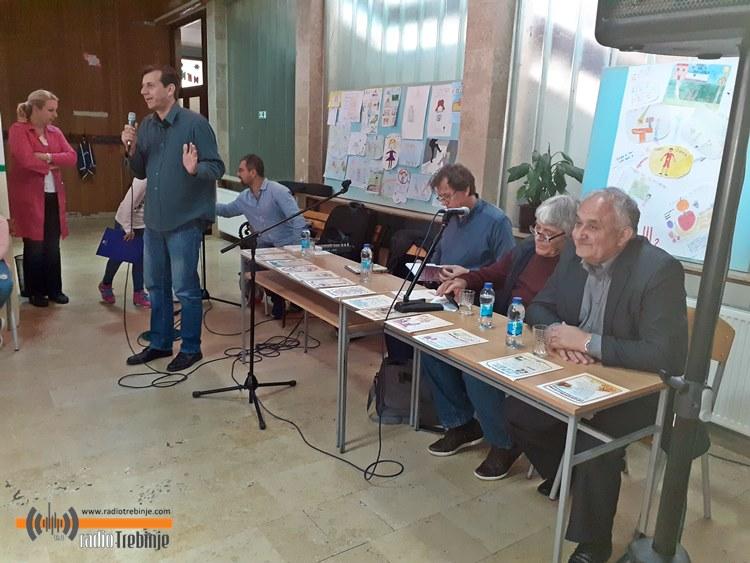 Почео празник поезије у Требињу