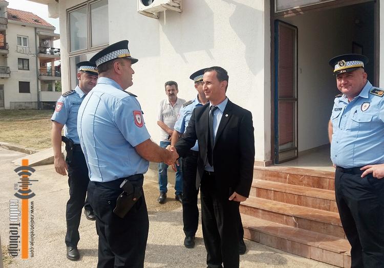 Одјељење станице полиције у Горици почело са радом