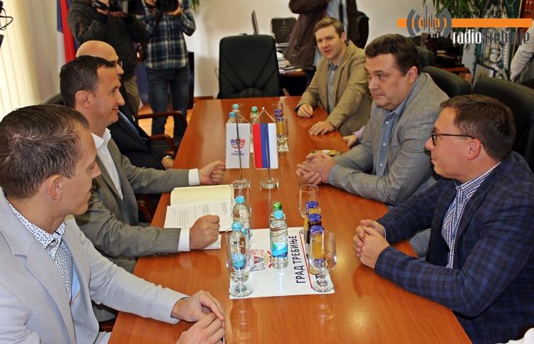 Руски новинари у посјети Требињу