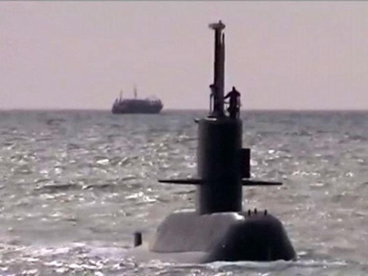 Подморница са дрогом још на дну мора
