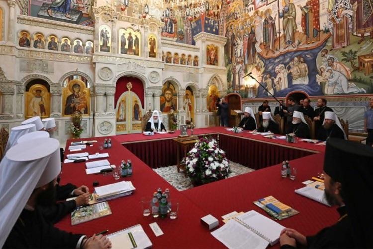Ruska crkva prekida dijalog sa poglavarom Grčke crkve