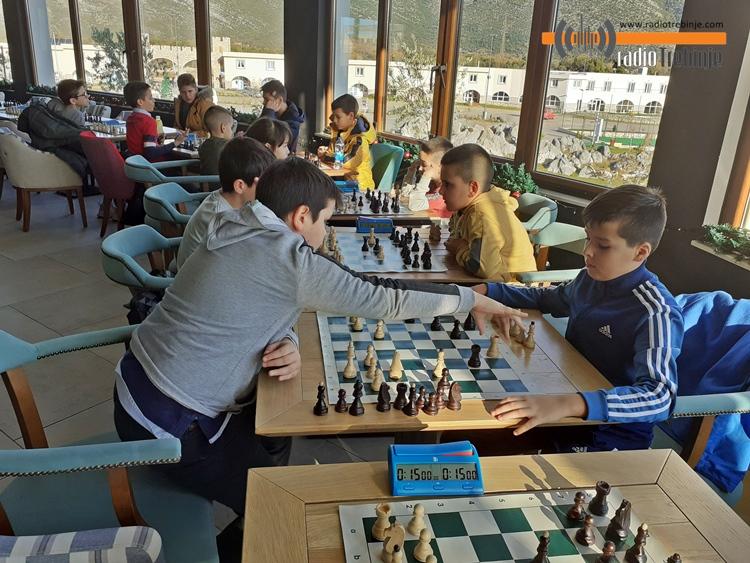 Šahovski turnir okupio 150 takmičara iz regiona