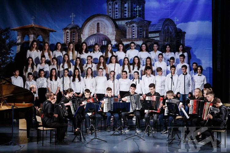 Свечани концерт поводом 65 година постојања и рада Музичке школе у Требињу