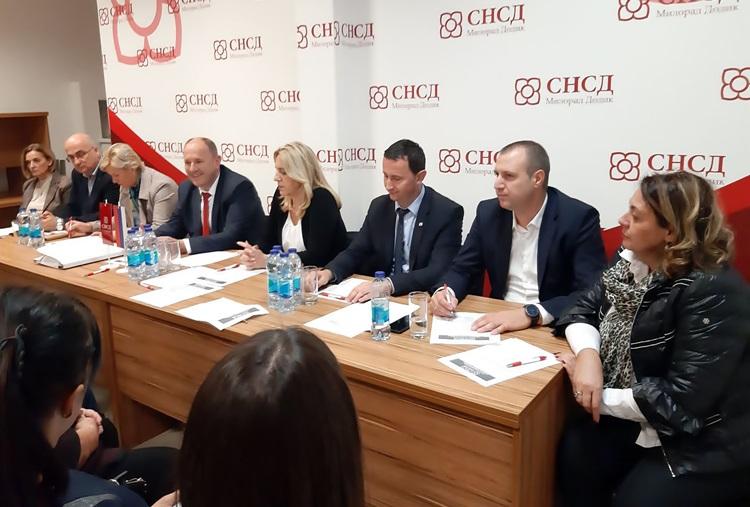 Цвијановић: Употпуности посвећени очувању Српске и враћању њених права
