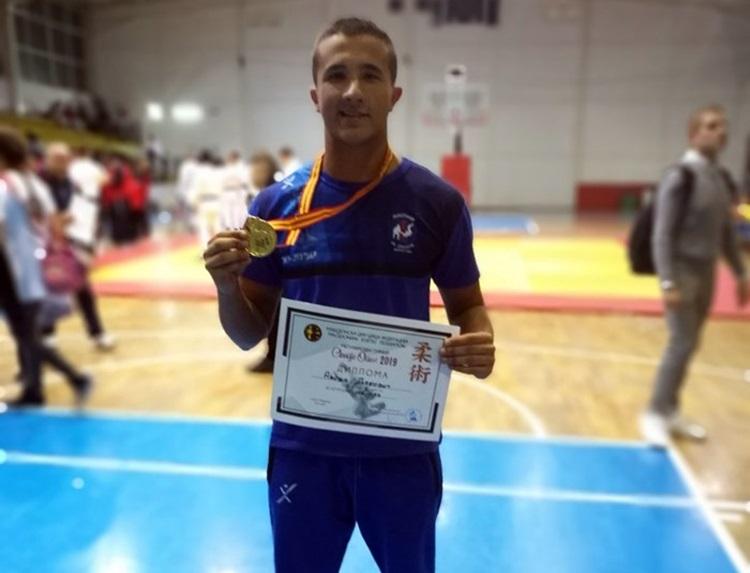 Аљоши Дабовићу златна медаља на турниру у Скопљу