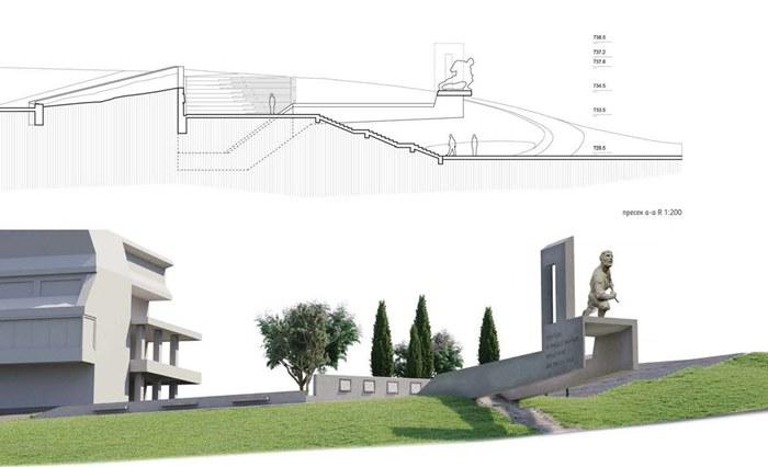 Херцеговци понудили најбоље рјешење за споменик Бају Пивљанину у Плужинама