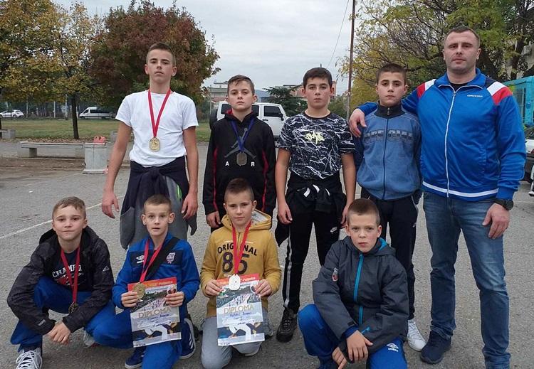 Medalje i u Podgorici