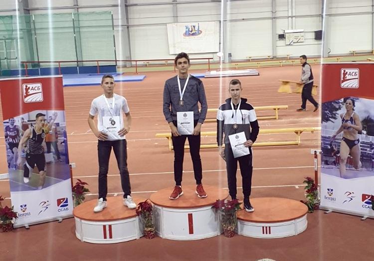 Атлетичари освојили шест медаља у Београду
