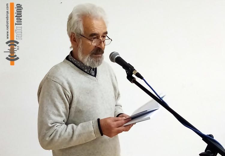 Требињци уживали у стиховима Ђорђа Сладоја