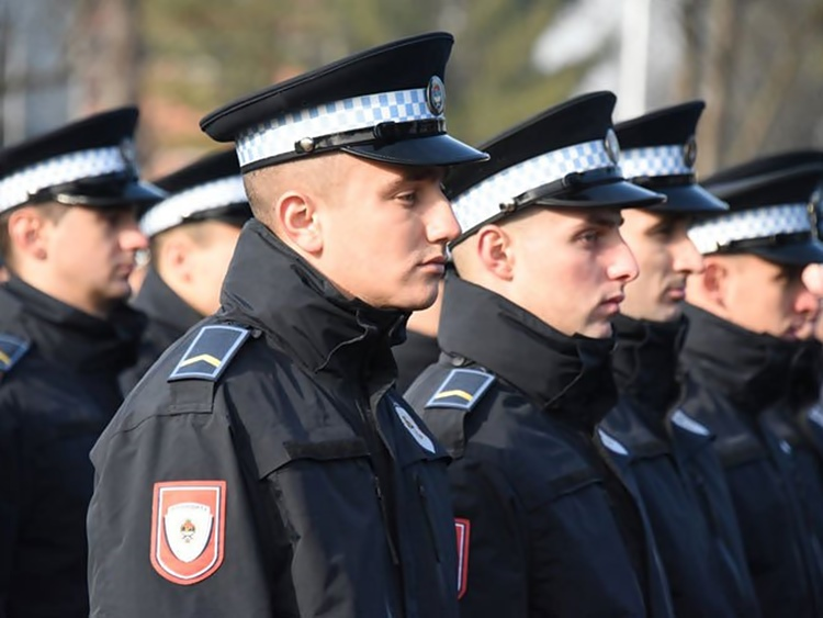 Широм Српске биће распоређена 322 млада полицајца