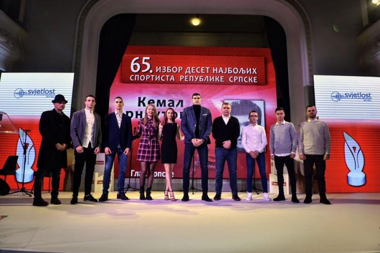 Igoru Đurici drugo mjesto na 65. izboru najboljih sportista Srpske