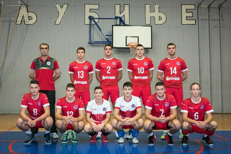 Љубињци финалисти одбојкашког Купа Републике Српске