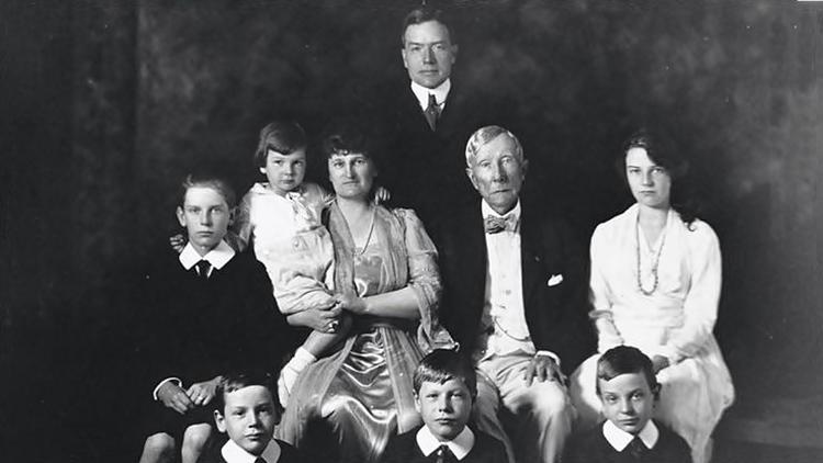 Колико новца има некад најбогатија породица на свијету?