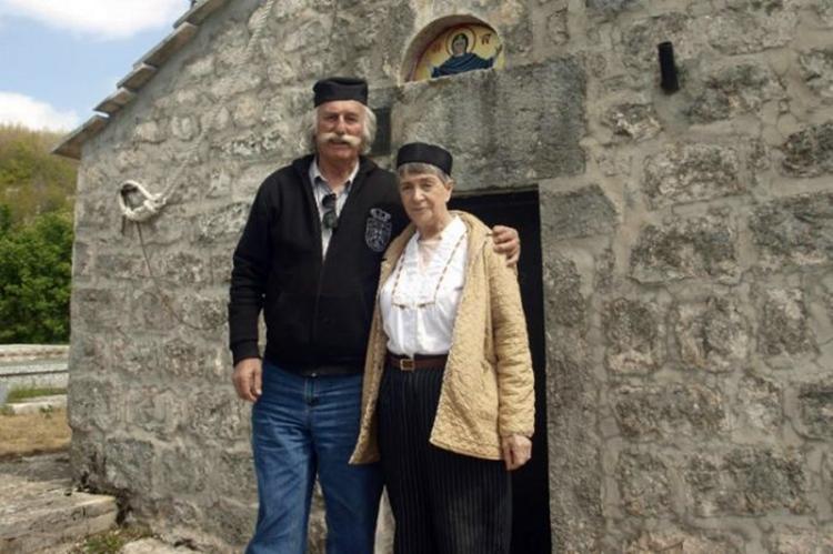 У Моску сахрањена Индијанка која је због љубави прешла у православље