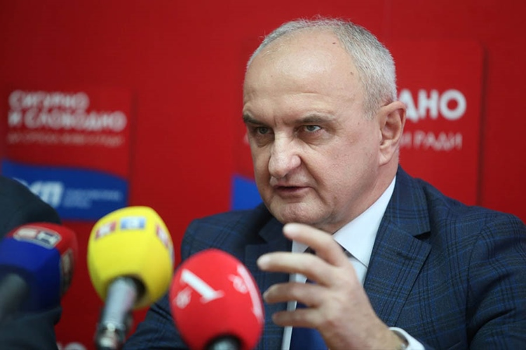 Да ли Социјалистичку партију чека судбина ДНС?