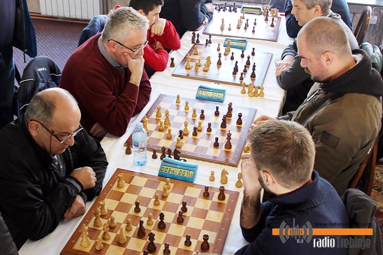 Требиње угостило шахисте из региона