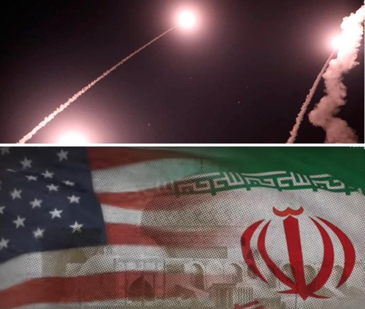 САД И ИРАН НА ИВИЦИ РАТА: Ракетама напали америчке војне базе, запријетили Дубајију и Израелу