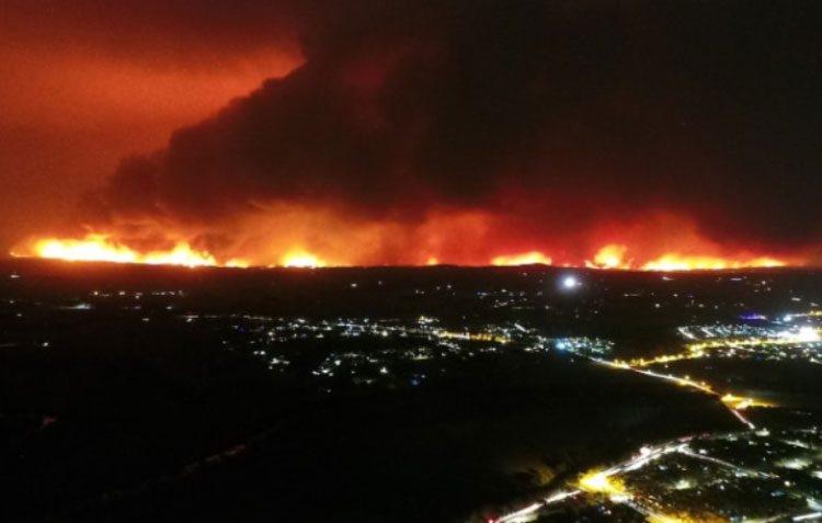 Метеоролози тврде: Сезоне пожара биће све дуже и опасније