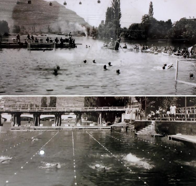 Када је Требишњица стварала ватерполо и пливачке шампионе (ФОТО)