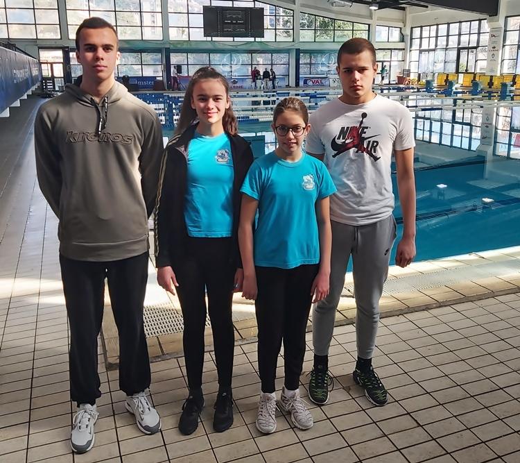 Четири медаље за ПВК Леотар на Мимоза купу у Херцег Новом