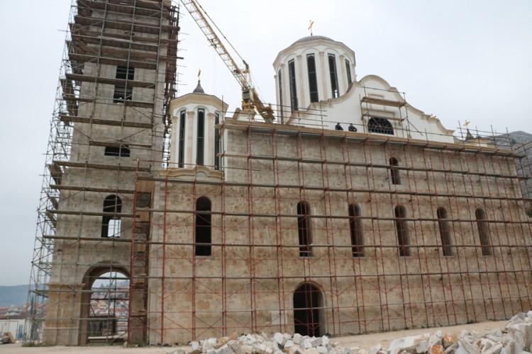 Храму у Мостару се враћа пуни сјај