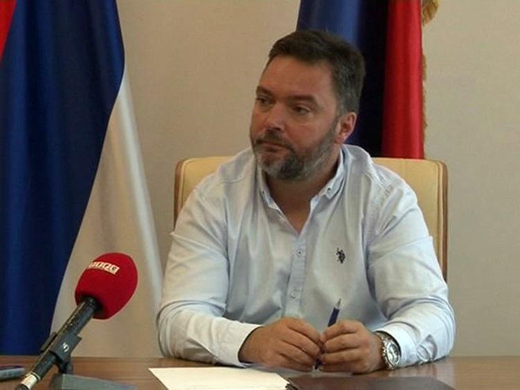 Кошарац донирао 5.000 KM и болници у Требињу