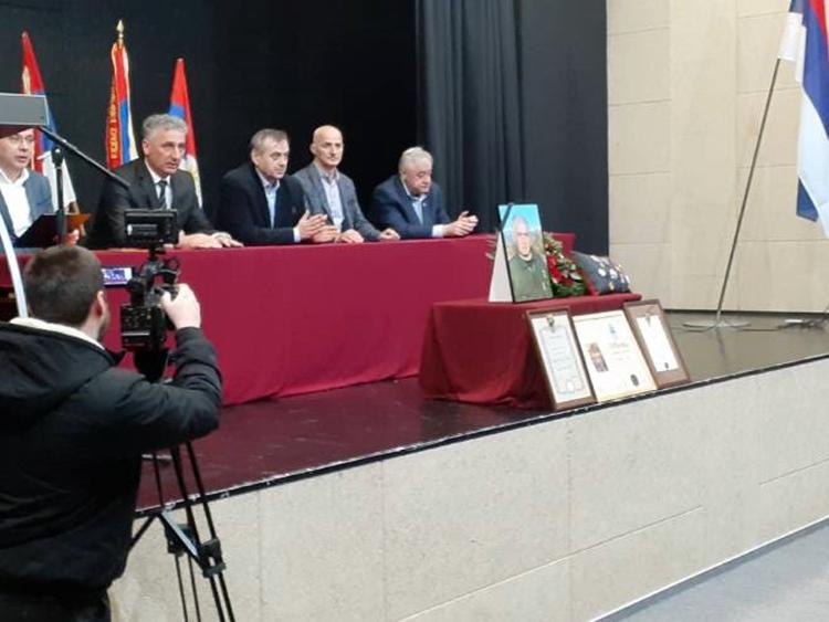 Komemoracija pukovniku Novici Gušiću (FOTO)