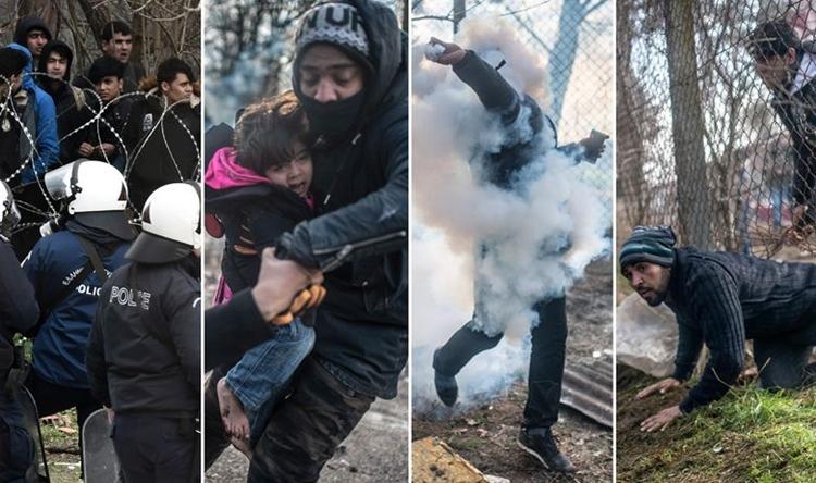 Све већи хаос на грчко-турској граници; Земље региона морају сарађивати
