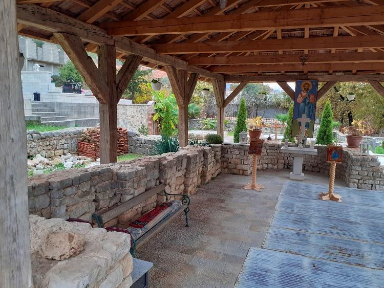 Гробље у Засаду: Мјесто које свједочи Христово васкрсење